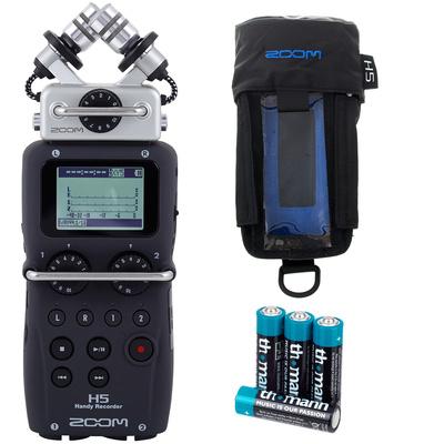 Zoom H5 Case Bundle Thomann Suomi