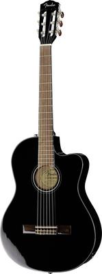 Fender CN-140SCE Thinline Bla B-Stock