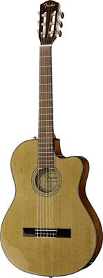 Fender CN-140SCE Thinline Nat B-Stock