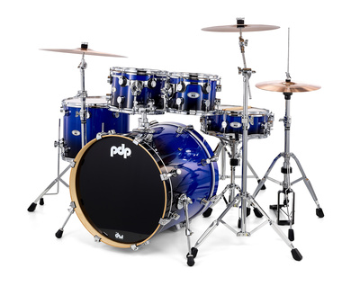 "DW PDP M5 20"" Bundle Blue Fade"