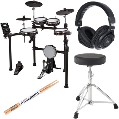 Millenium MPS-450 E-Drum Set Bundle