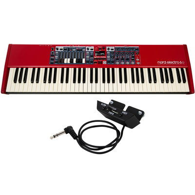 Clavia Nord Electro 6D 73 Switch Bundle