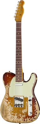 Fender 63 Tele Super Hvy Relic 3TSBS