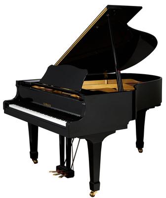 Yamaha G3E Grand Piano used, Black