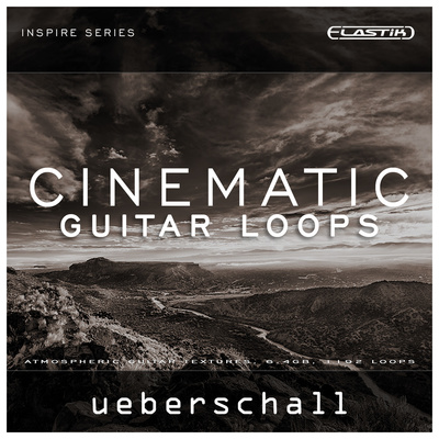 Ueberschall Cinematic Guitar Loops