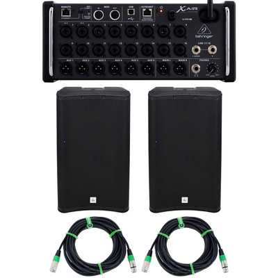 Behringer X Air XR18 Bundle 4