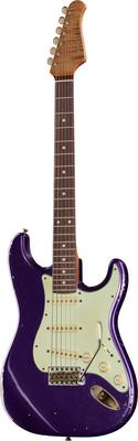 Xotic Guitars XSC-1 RW Purple Metallic