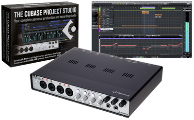 Steinberg Cubase Project Studio