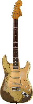 Fender Big Head Strat AVW Super Relic