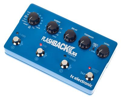 tc electronic Flashback 2 X4 Delay B-Stock