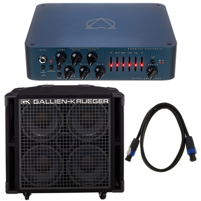 Darkglass Alpha·Omega 900 Bass He Bundle