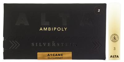 Silverstein Ambipoly Eb-Clarinet 3