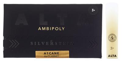 Silverstein Ambipoly Eb-Clarinet 3+