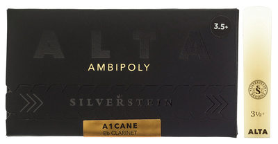 Silverstein Ambipoly Eb-Clarinet 3.5+