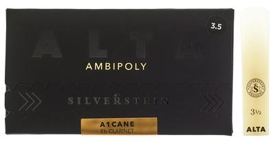 Silverstein Ambipoly Eb-Clarinet 3.5