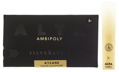 Silverstein Ambipoly Tenor Classic 3+