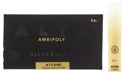 Silverstein Ambipoly Tenor Classic 3.5+