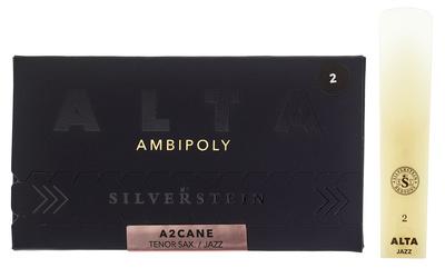 Silverstein Ambipoly Tenor Jazz 2