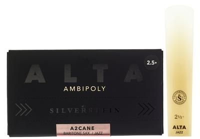 Silverstein Ambipoly Baritone Jazz 2.5+