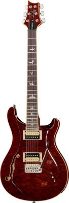 PRS SE Custom 22 Q Semi-Hollow TS