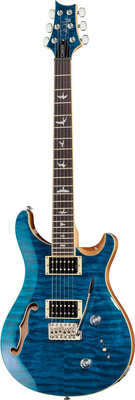 PRS SE Custom 22 Q Semi-Hollow BM