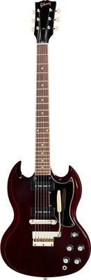 Gibson SG Special Vibrola Aged Cherry