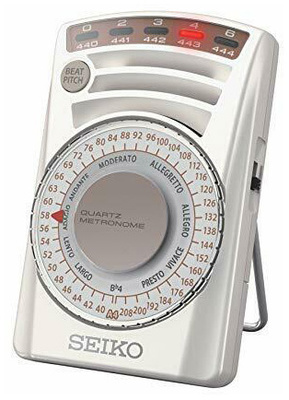 Seiko SQ-60 Metronome WH