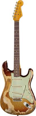 Fender 63 Strat Super Hvy Relic 3TSBS