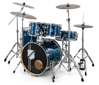 Millenium Hybrid Practice Drum Set BL
