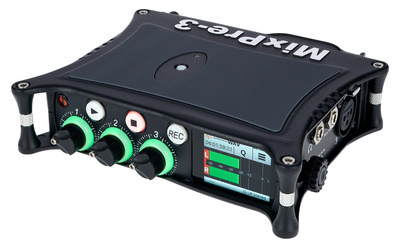 Sound Devices MixPre-3 II B-Stock