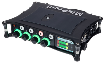 Sound Devices MixPre-6 II B-Stock