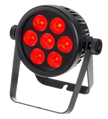 Eurolite LED 4C-7 Silent Slim S B-Stock