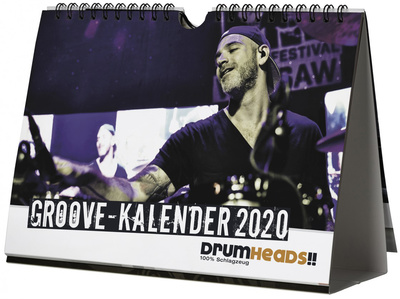 PPV Medien DrumHeads!! Groove 2020
