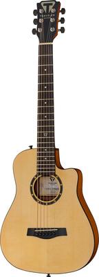 Traveler Guitar CS-10 - Camper - Spruce Top