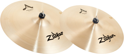 "Zildjian 16""+18"" A-Series Thin Crash"