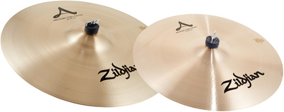 "Zildjian 16""+18"" A-Series Med. Thin Cr."