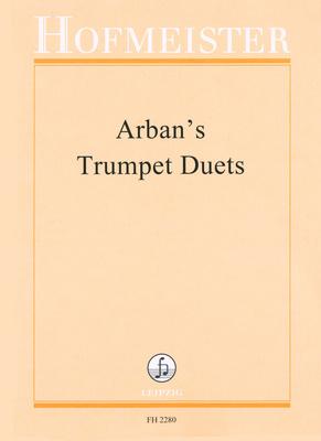 Hofmeister Verlag Arban's Trompetenduette
