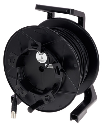 pro snake XLR Cable Drum 100m B-Stock