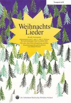 Siebenhüner Musikverlag Weihnachtslieder Trumpet
