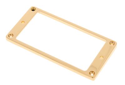 Schaller Humbucker Frame Flach Gold
