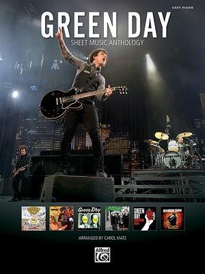 Alfred Music Publishing Green Day Anthology Piano