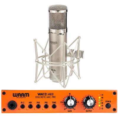 Warm Audio WA-47jr Preamp Bundle 1