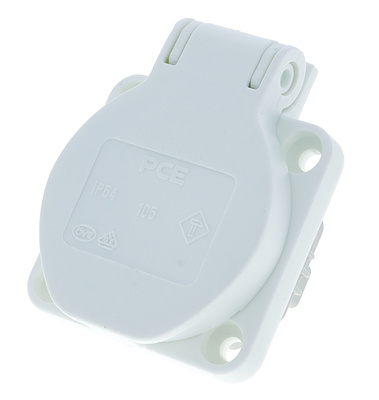 PCE 105-0w S-Nova Socket Wh