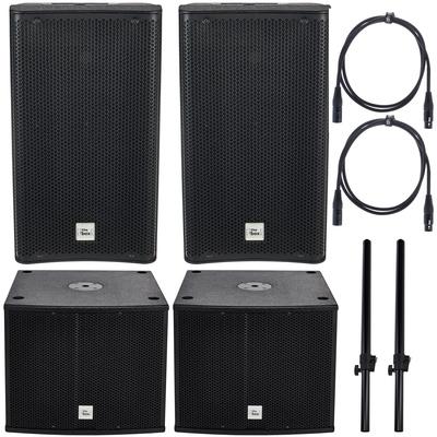 the box pro Achat 112 Sub A & DSP108 Set