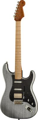 Fender Strat Silver Ash CC MBKM
