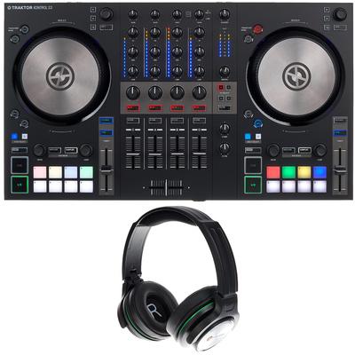 Native Instruments Traktor S3 Headphone Bundle