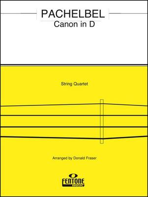 Fentone Music Pachelbel Canon String Quartet