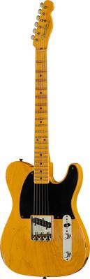 Fender 52 Esquire FABTB Relic