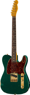 Fender 59 Esquire BRG RW Relic GH
