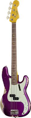 Fender 1960 P-Bass Heavy Relic PRPL